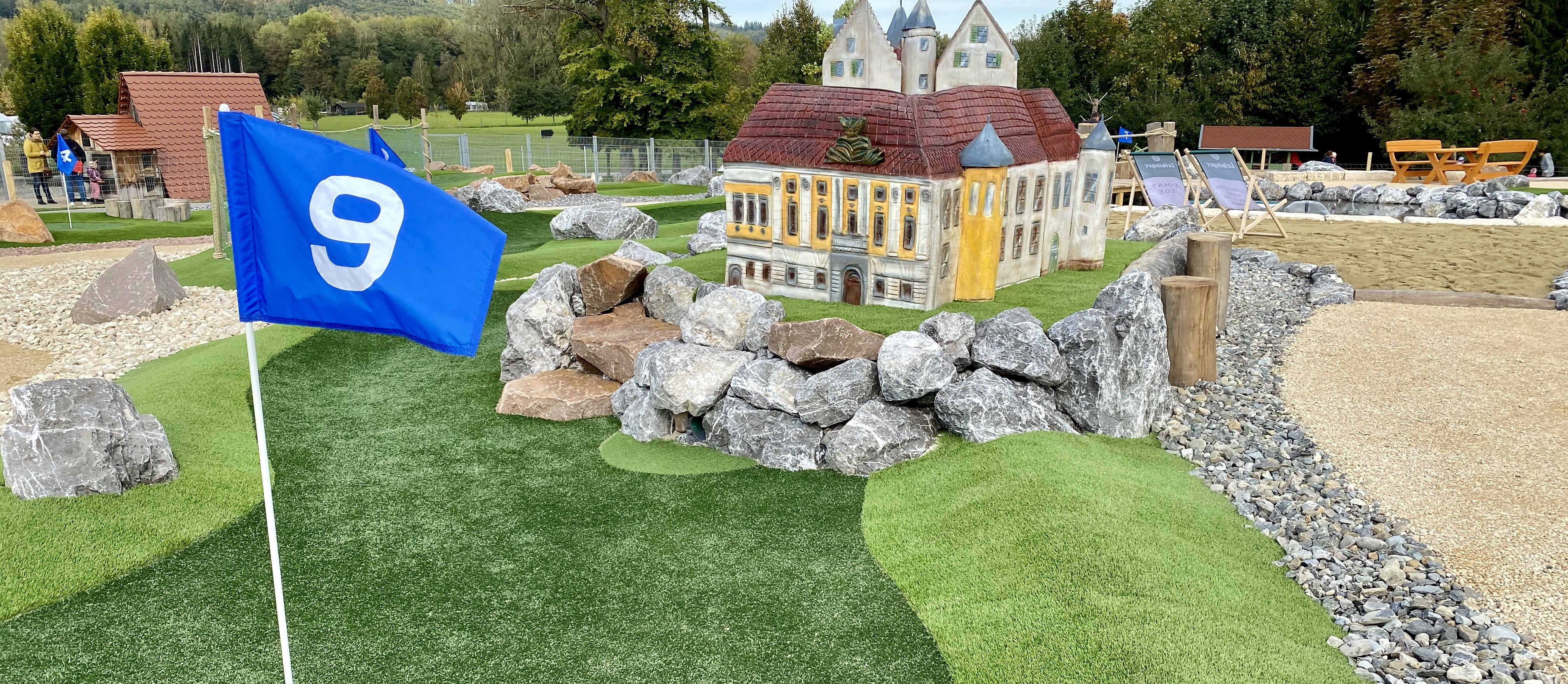 Adventure Golf Aulendorf